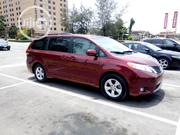 Toyota Sienna 2013 LE FWD 8-Passenger Red   Cars for sale in Lagos State, Amuwo-Odofin