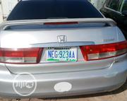 Honda Accord 2003 Silver | Cars for sale in Abuja (FCT) State, Apo District