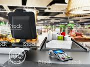 Cash Register And Pos   Store Equipment for sale in Lagos State, Oshodi-Isolo