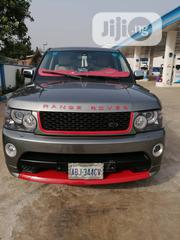 Land Rover Range Rover Sport 2008 4.2 V8 SC Green | Cars for sale in Delta State, Oshimili South