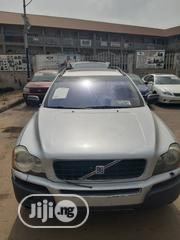 Volvo XC90 2004 T6 AWD Silver | Cars for sale in Lagos State, Ikeja