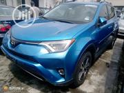 Toyota RAV4 XLE (2.5L 4cyl 6A) 2017 Blue | Cars for sale in Lagos State, Lagos Mainland