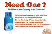 Cooking Gas Refilling Doorstep Delivery | Other Services for sale in Lagos State, Ajah