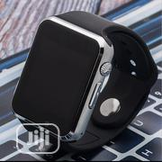 Smart Wrist Watch Sim/Memo Supported | Smart Watches & Trackers for sale in Lagos State, Lagos Mainland