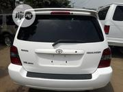 Toyota Highlander 2005 Limited V6 White | Cars for sale in Lagos State, Amuwo-Odofin