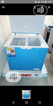 New Sumec Chest Freezer 260L Super Cooling Extranal Complesor 2 Years | Kitchen Appliances for sale in Lagos State, Ojo