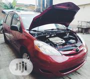 Toyota Sienna 2006 Red | Cars for sale in Lagos State, Lekki Phase 1