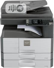 Sharp AR 6023N Monochrome Copier + ADF | Printers & Scanners for sale in Lagos State, Ikeja