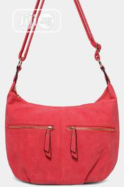 Long Son Red Dual Zip Saddle Hobo Bag | Bags for sale in Lagos State, Shomolu