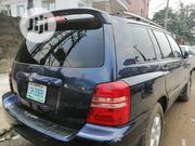 Toyota Highlander 2003 Blue | Cars for sale in Lagos State, Surulere