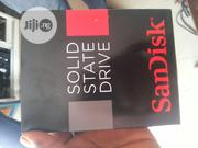 Sandisk 500gb Ssd For Laptop | Computer Hardware for sale in Lagos State, Ikeja