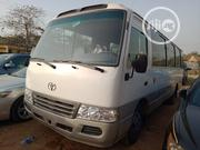 A Tokunbo Toyota Coaster | Buses & Microbuses for sale in Abuja (FCT) State, Jabi