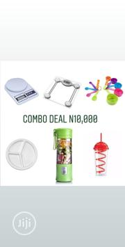 USB Smoothie Blender, Personal, Kitchen Scale & So On @ N10,000   Home Appliances for sale in Lagos State, Ikeja