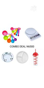 Personal Scale, Kitchen Scale, Straw Cup N6,500 | Home Appliances for sale in Lagos State, Ikeja
