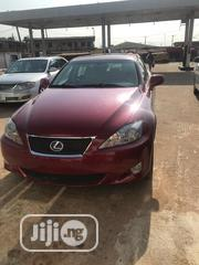 Lexus IS 2008 250 Red | Cars for sale in Lagos State, Alimosho
