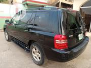 Toyota Highlander 2003 Black | Cars for sale in Oyo State, Ibadan