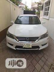 Honda Accord 2013 White | Cars for sale in Lagos State, Oshodi-Isolo