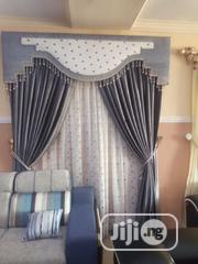 Quality Turkey Royal Curtain With Board | Home Accessories for sale in Lagos State