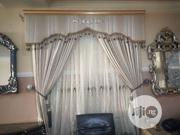 Quality Royal Curtain With Blinds | Home Accessories for sale in Lagos State