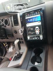 Toyota Tundra/Sequoia Android Dvd With Reversing Camera | Vehicle Parts & Accessories for sale in Lagos State, Mushin