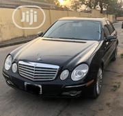 Mercedes-Benz E350 2008 Black | Cars for sale in Lagos State, Lagos Mainland