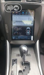 Lexus I S 250 Android Dvd With Reversing Camera | Vehicle Parts & Accessories for sale in Lagos State, Mushin
