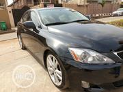 Lexus IS 2007 250 SE AWD Black   Cars for sale in Lagos State, Agege