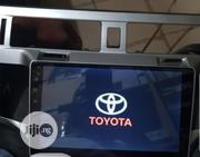 Toyota Avalon Android DVD And Reversing Camera | Vehicle Parts & Accessories for sale in Lagos State, Mushin