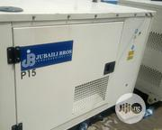 Used Perkins Diesel Generator 15kva Sound Proof | Electrical Equipment for sale in Lagos State, Ojo