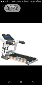 3hp German Treadmill | Sports Equipment for sale in Lagos State, Yaba