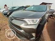 Toyota RAV4 XLE AWD (2.5L 4cyl 6A) 2016 Gray | Cars for sale in Lagos State, Apapa