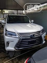 Lexus LX 570 2017 Base White | Cars for sale in Lagos State, Surulere