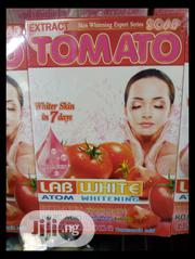 Atom Whitening Soap With Glutathione & Extract Tomatoes | Bath & Body for sale in Lagos State, Ojo