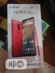 New Infinix Note 5 Stylus 64 GB Red | Mobile Phones for sale in Abuja (FCT) State, Mpape