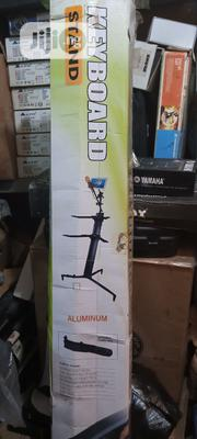 Sound Wave Double Keyboard Stand   Musical Instruments & Gear for sale in Lagos State, Ojo