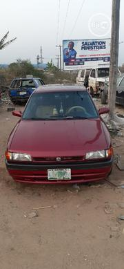 Mazda 323 1992 1.8 T16 GT-R Red   Cars for sale in Rivers State, Obio-Akpor