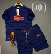 Authentic Lacoste Up Down Short Nicker | Clothing for sale in Lagos State, Alimosho