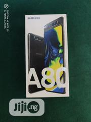 New Samsung Galaxy A80 128 GB Black | Mobile Phones for sale in Lagos State, Ikeja