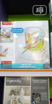 Deluxe Take Along Swing And Seat | Children's Gear & Safety for sale in Lagos State, Surulere