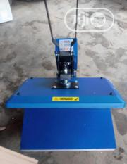 New Heat Press Machine 40/60 More Brand | Printing Equipment for sale in Lagos State, Lagos Island