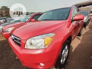 Toyota RAV4 2008 Limited Red | Cars for sale in Lagos State, Apapa