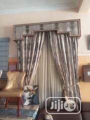 Quality Royal Curtains With Blinds | Home Accessories for sale in Lagos State