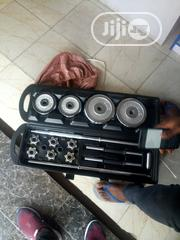 50kg Barbell Weight And Dumbbells   Sports Equipment for sale in Lagos State, Magodo