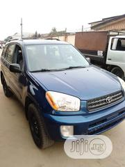 Toyota RAV4 Automatic 2003 Blue | Cars for sale in Delta State, Warri
