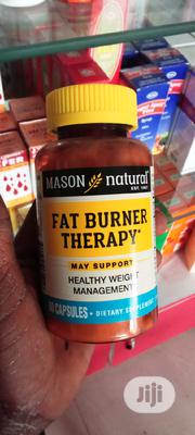 Mason Natural Fat Burner Therapy | Vitamins & Supplements for sale in Lagos State, Amuwo-Odofin