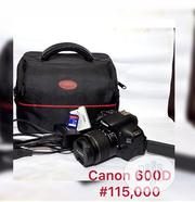 Used UK Canon 600D | Photo & Video Cameras for sale in Lagos State, Amuwo-Odofin