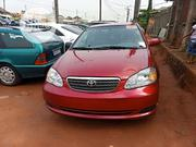 Toyota Corolla 1.8 VVTL-i TS 2007 Red | Cars for sale in Edo State, Benin City