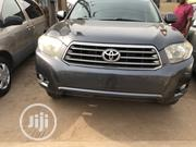 Toyota Highlander Sport 2008 Beige | Cars for sale in Oyo State, Ibadan