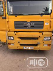 Man Diesel Trailer Head With Single Cabin 2013 Yellow | Trucks & Trailers for sale in Lagos State, Surulere