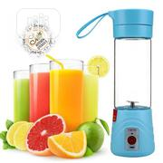 6 Blades USB Rechargeable Portable Juicer | Kitchen & Dining for sale in Lagos State, Alimosho